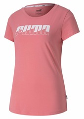 PUMA-Women's Rebel T-Shirt  XS