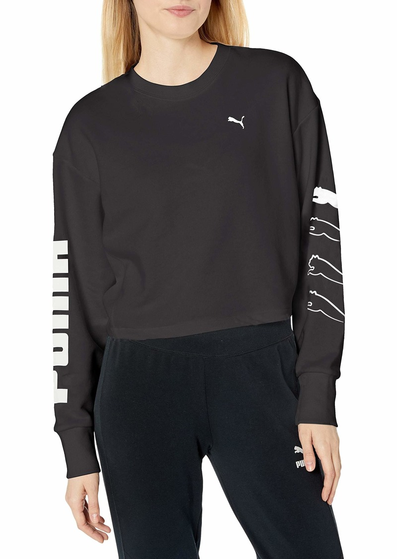 Puma Rebel Crew Sweat TR
