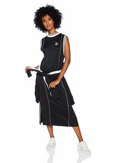 PUMA Women's Retro Dress Black M