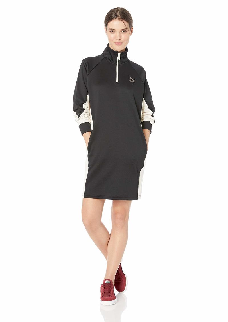 PUMA Women's Retro Dress Black XS