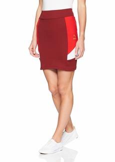 PUMA Women's Retro Tight Skirt  M