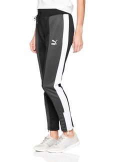 PUMA Women's Retro Track Pants Black M