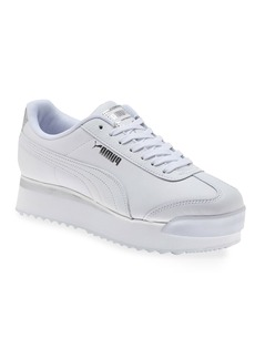 Puma Women's Roma Amor Leather Sneakers