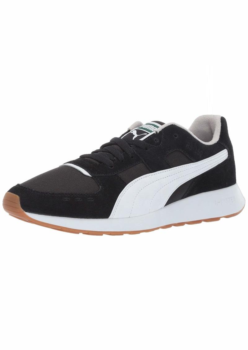 PUMA Women's RS-150 Sneaker Black Whit 361  M US