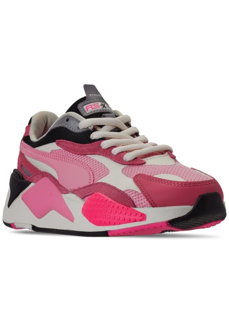 Puma Women's Rs-X3 Puzzle Casual Sneakers from Finish Line