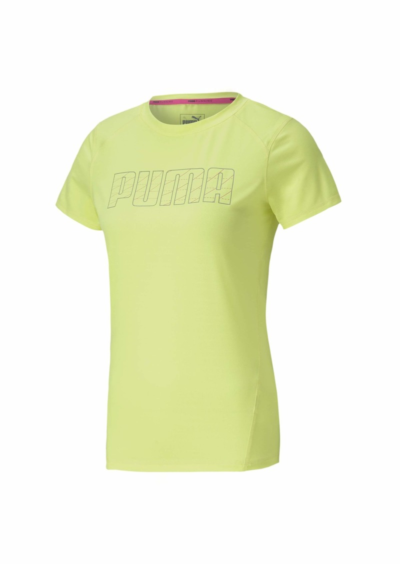 PUMA Women's Running T-Shirt  S