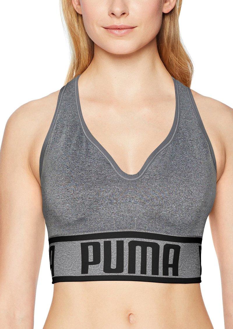 1c1fbae2e6 Puma PUMA Women s Seamless Sports Bra S
