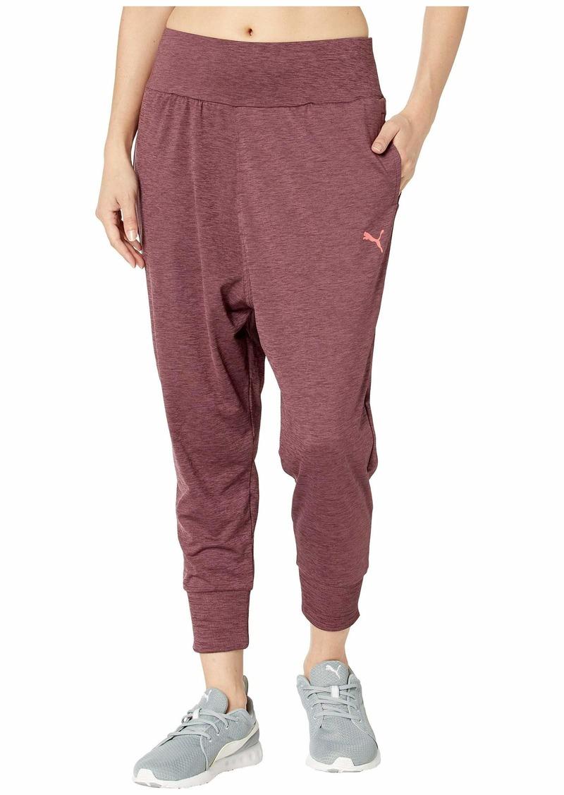 PUMA Women's Soft Sports Drapey Pants  M