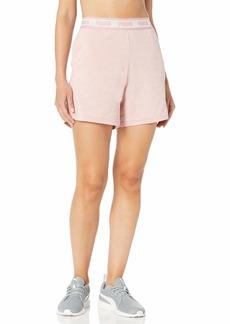 PUMA Women's Soft Sports Drapey Shorts  S