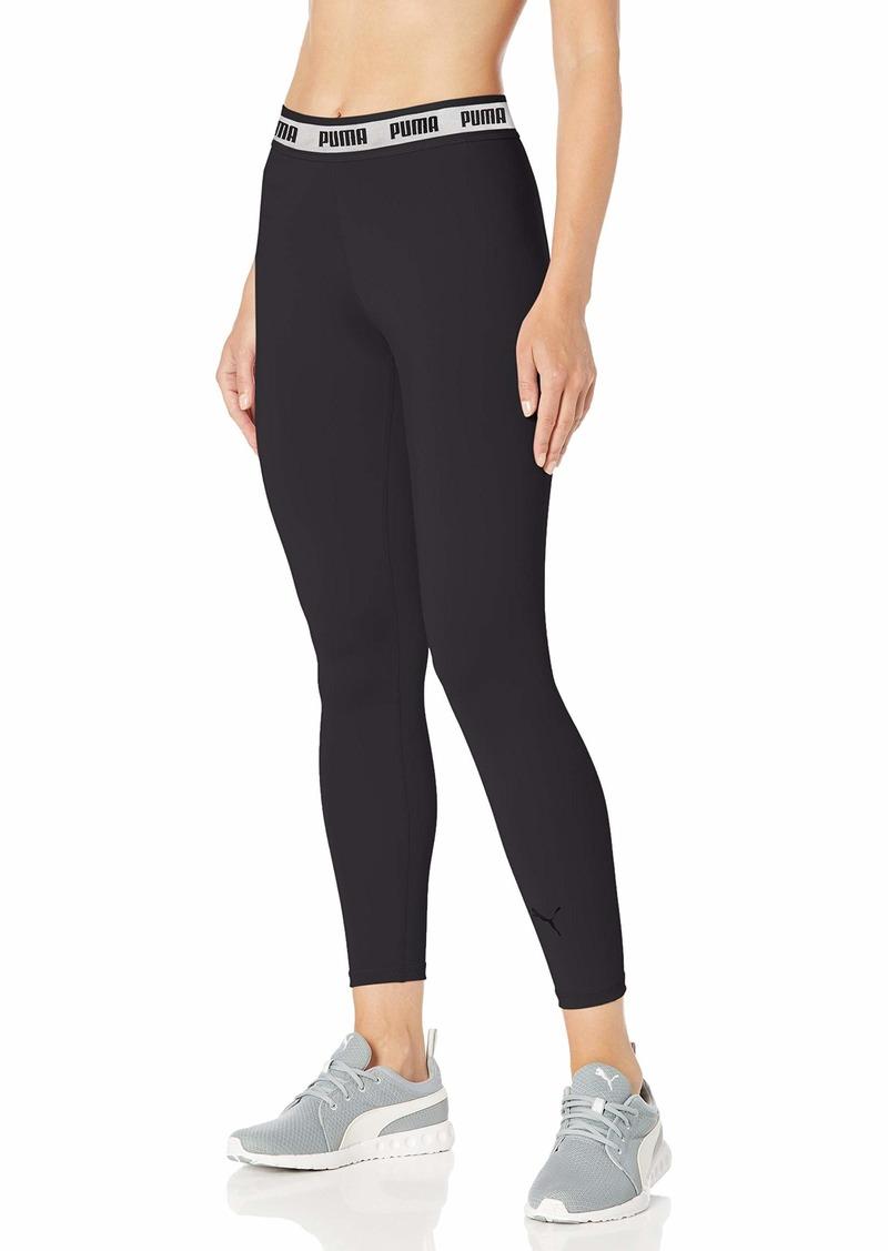 PUMA Women's Soft Sports Leggings Black M