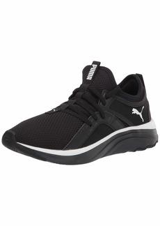PUMA Women's 19435505 Running Shoe Black White