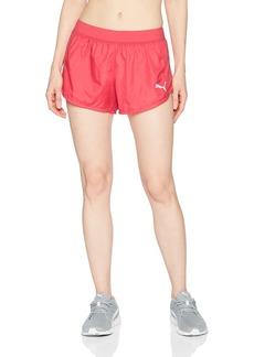 PUMA Women's Spark Gym Shorts  S