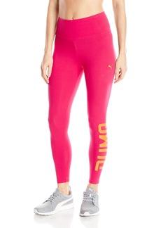 PUMA Women's Style Swagger 3/4 Leggings W  M
