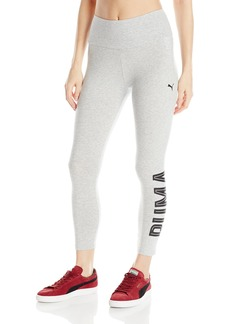 PUMA Women's Style Swagger 3/4 Leggings with