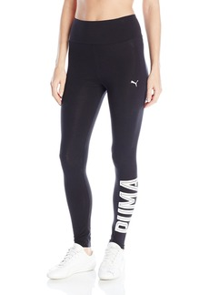 PUMA Women's Style Swagger Leggings W  X-Large