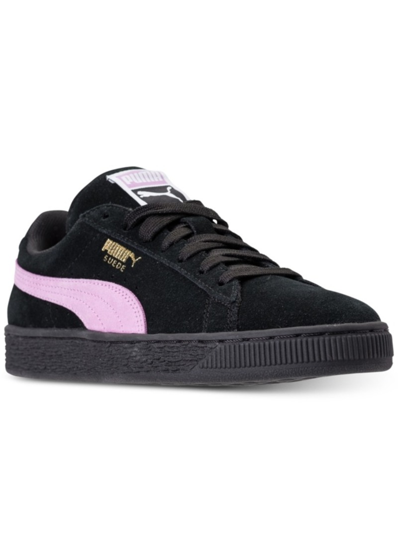 e2cfbfb19b8 Puma Puma Women s Suede Classic Casual Sneakers from Finish Line ...