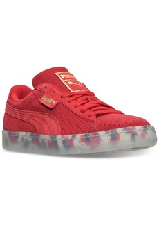 Puma Women's Suede Classic v2 Perf Casual Sneakers from Finish Line