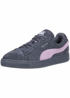 PUMA Women's Suede Classic WN's Sneaker Iron gate-Winsome Orchid  M US