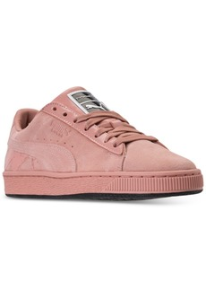 bf07514f4bdd Puma Women s Suede Classic x Mac One Casual Sneakers from Finish Line