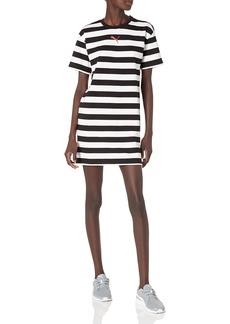 PUMA womens Summer Stripes All Over Print Dress   US