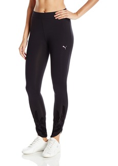 PUMA Women's Swan Leggings Black XS