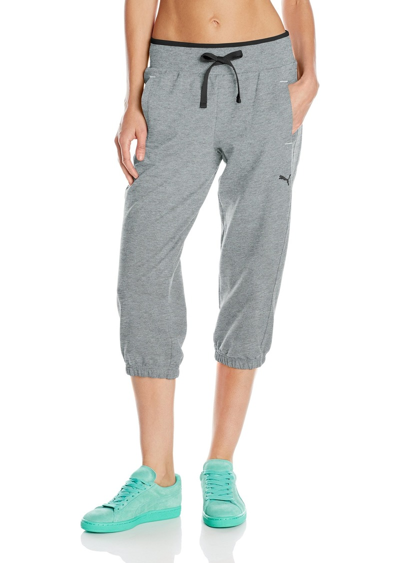 c9ea09ff2769 Puma PUMA Women s Sweat Capri Now  31.85