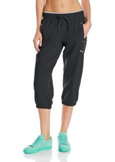 PUMA Women's Sweat Capri Pants