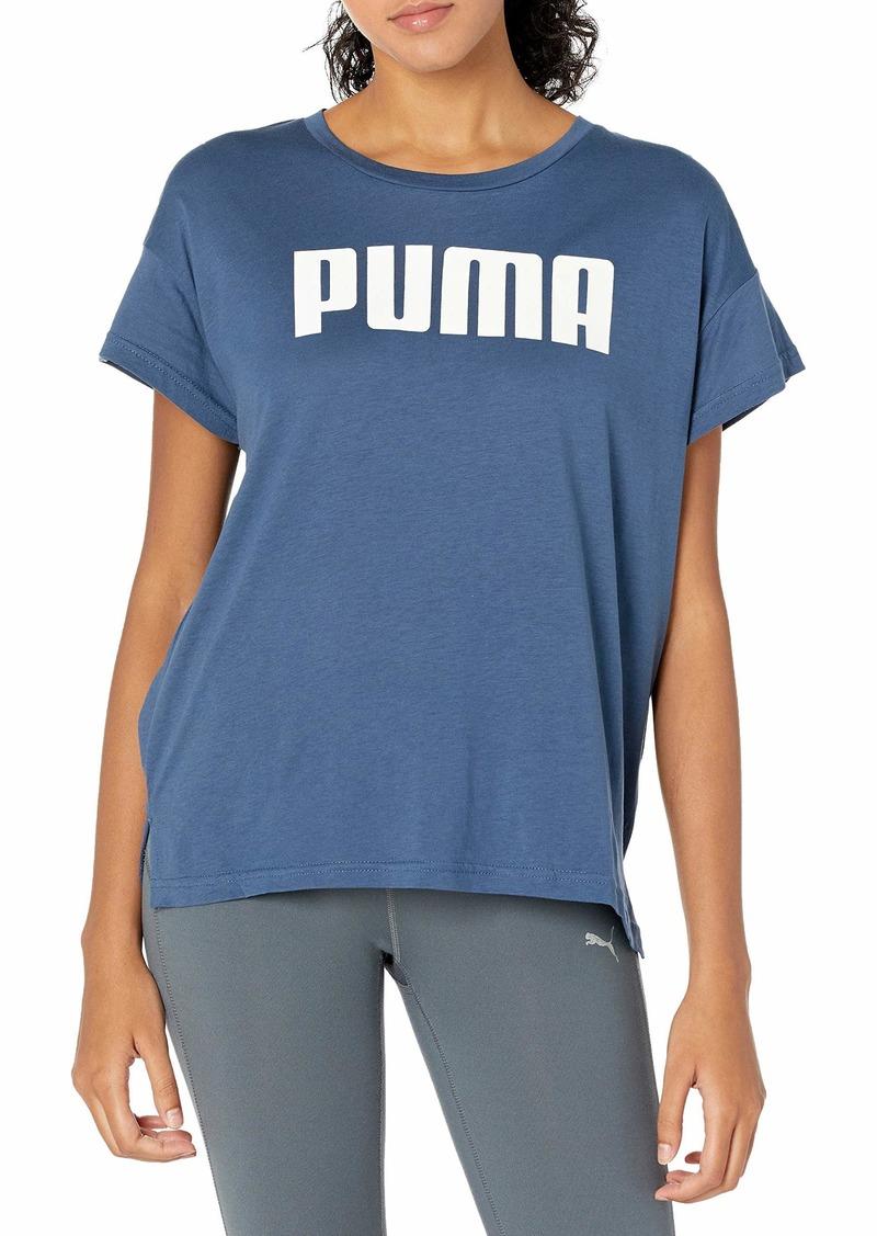 PUMA Women's T-Shirt  XS