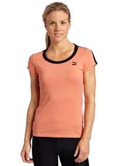 PUMA Women's T7 T-Shirt
