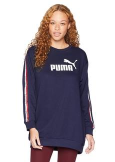 PUMA Women's Tape Dress French Terry  L