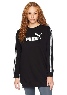 PUMA Women's Tape Dress French Terry  XL