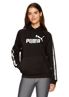 PUMA Women's Tape Hoody French Terry  M