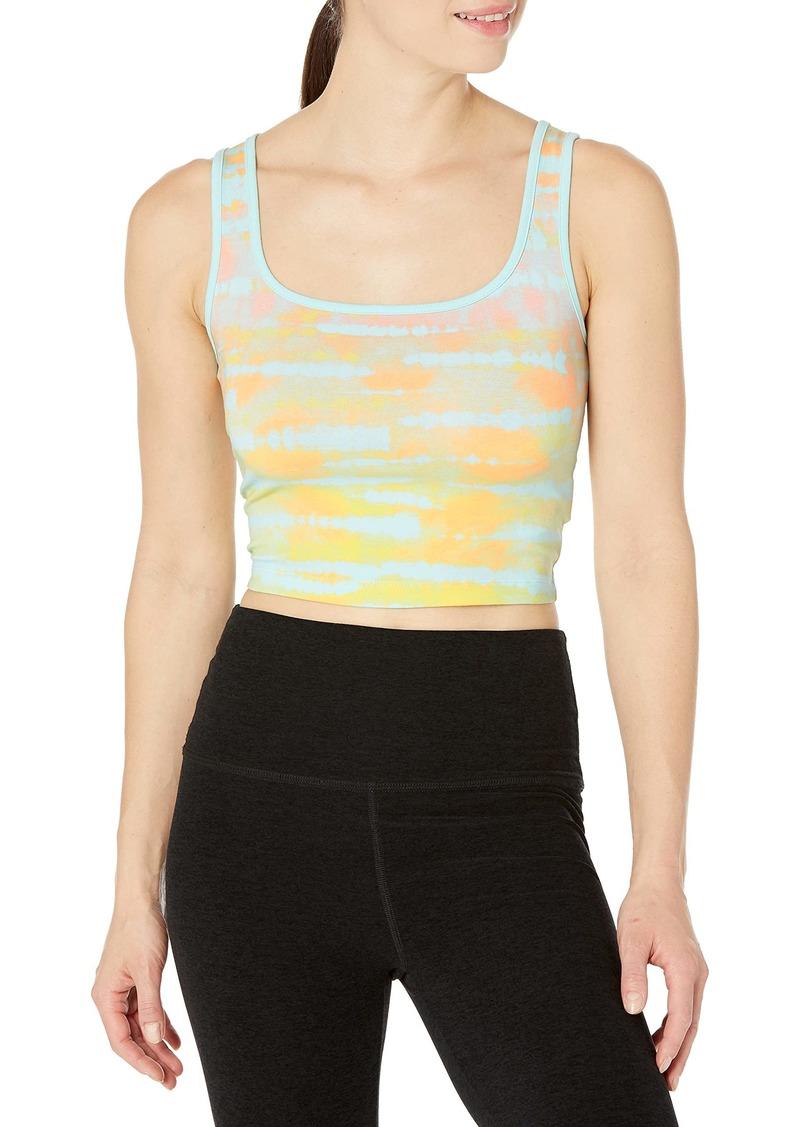 PUMA womens Tie Dye Tank Shirt   US
