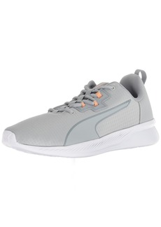 PUMA Women's Tishatsu Runner WN's Sneaker Quarry-Dusty Coral  M US