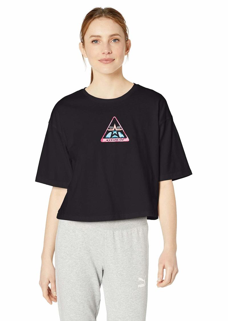 PUMA Women's Trail Blazer T-Shirt  L