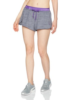 PUMA Women's Transition Drapey Shorts  S