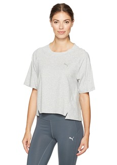 PUMA Women's Transition T-Shirt  XL