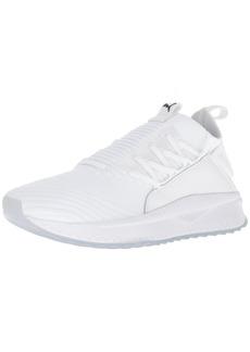 PUMA Women's Tsugi Jun Sneaker White
