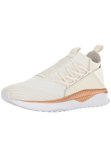 PUMA Women's Tsugi JUN WN's Sneaker Whisper White-Rose Gold