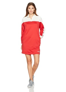PUMA Women's Turtleneck Crew Dress  XS