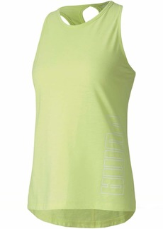 PUMA Women's Twist IT Logo Tank  M