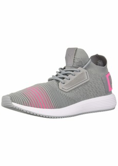 PUMA Women's Uprise WN's Sneaker Quarry-Knockout Pink White  M US