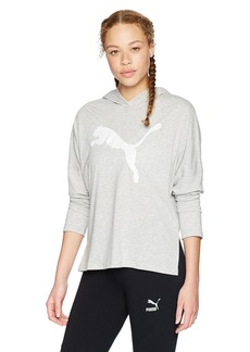 PUMA Women's Urban Sports Light Cover up Top  S