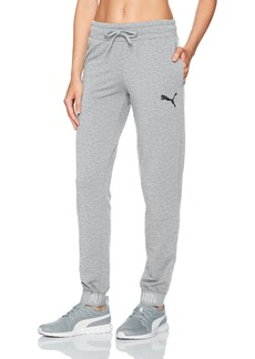 PUMA Women's Urban Sports Sweat Pants  L