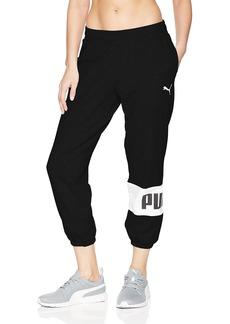 PUMA Women's Urban Sports Sweat Pants  M