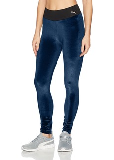 PUMA Women's Velvet Leggings  XS
