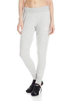 PUMA Women's with Slim Pant  Large