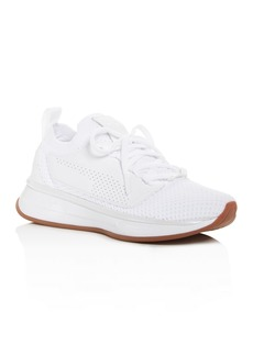 PUMA Women's x SG Runner Knit Low-Top Sneakers