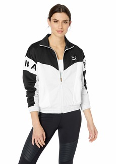 PUMA Women's XTG 94 Track Jacket White