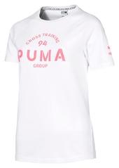 PUMA Women's XTG Tee White M